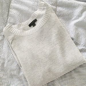 7/3/20 JCREW METALIC SWEATER